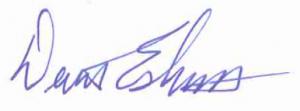 Dennis Eshima Signature